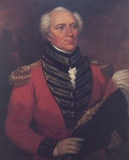 Major-General William Farquhar
